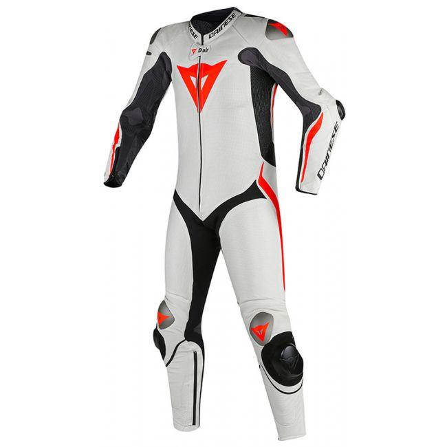 Combinaison Cuir Moto Piste JLP RACING Taille 3XL