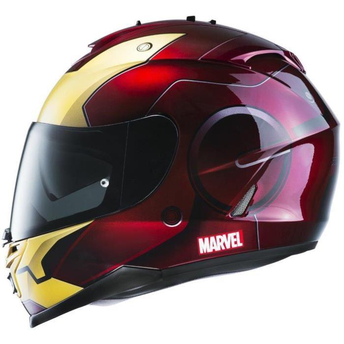Casque Iron Man Moto 2018 Comparatif Test Pour Trouver Le Meilleur