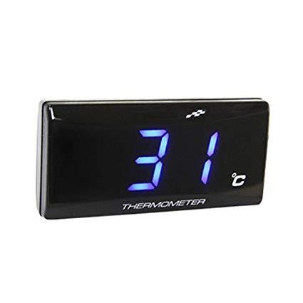 Thermometre moto