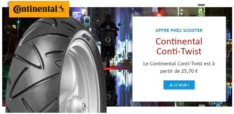 pneu moto continental