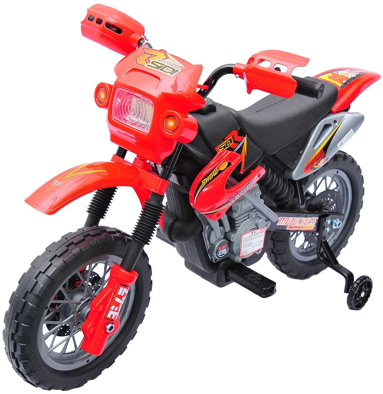 comparatif Moto électrique enfant