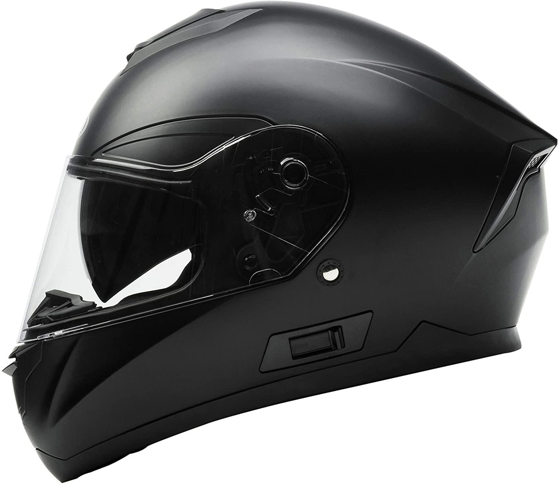 guide d'achat Casque moto noir mat